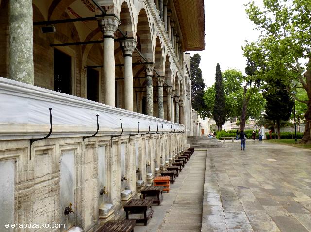 мечеть сулейманіє стамбул фото 7