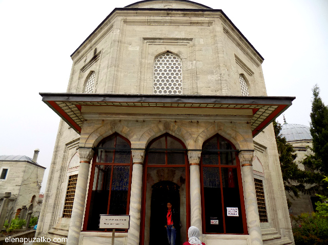 мечеть сулейманіє стамбул фото 14