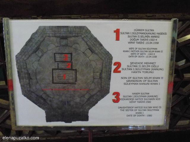 мечеть сулейманіє стамбул фото 15