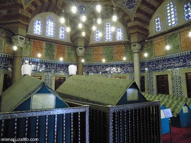 мечеть сулейманіє стамбул фото 17