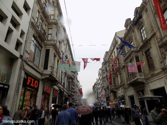 вулиця істікляль стамбул фото 4
