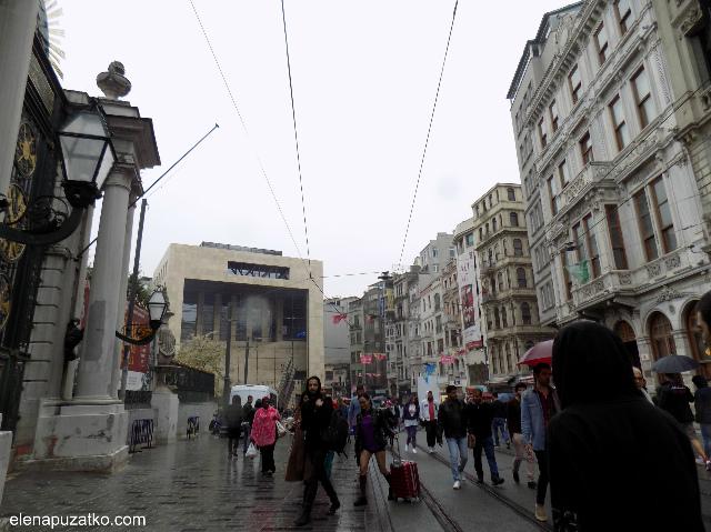 вулиця істікляль стамбул фото 5