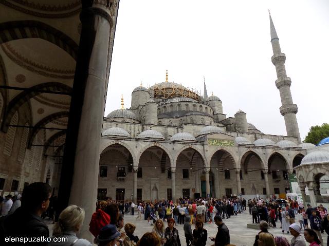 блакитна мечеть фото 6
