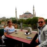 стамбул готелі з терасою фото 1