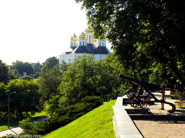 дитинець путівник чернігів україна фото 30