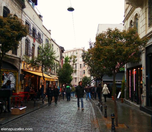 вулиця істікляль стамбул фото 9
