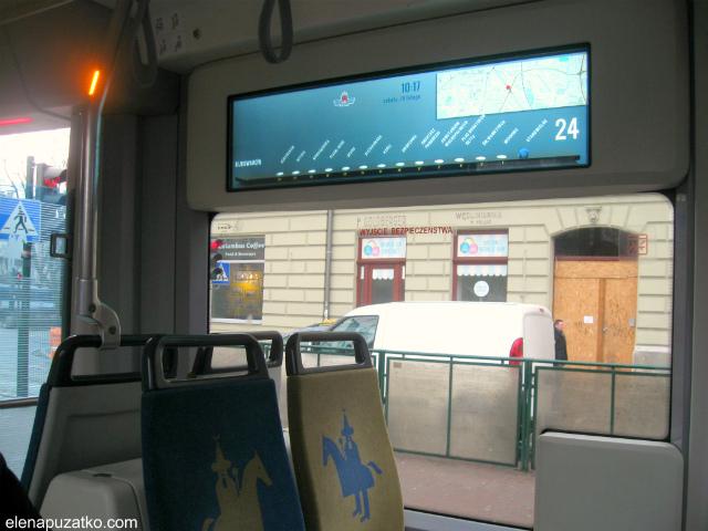 громадський транспорт кракова польща фото 6