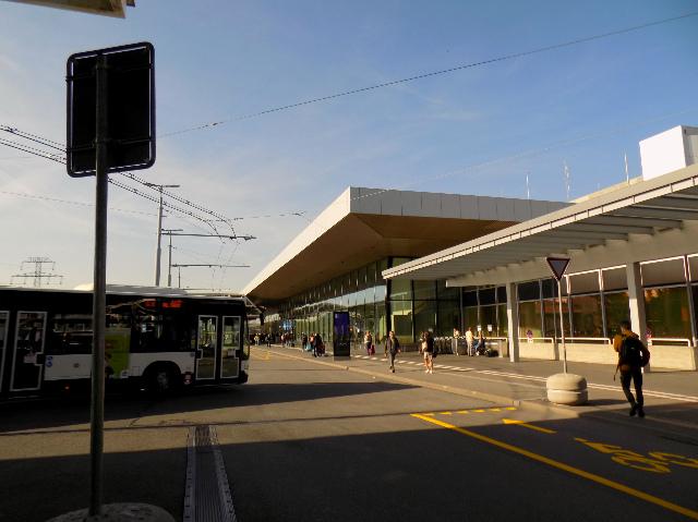 громадський транспорт женева фото 20