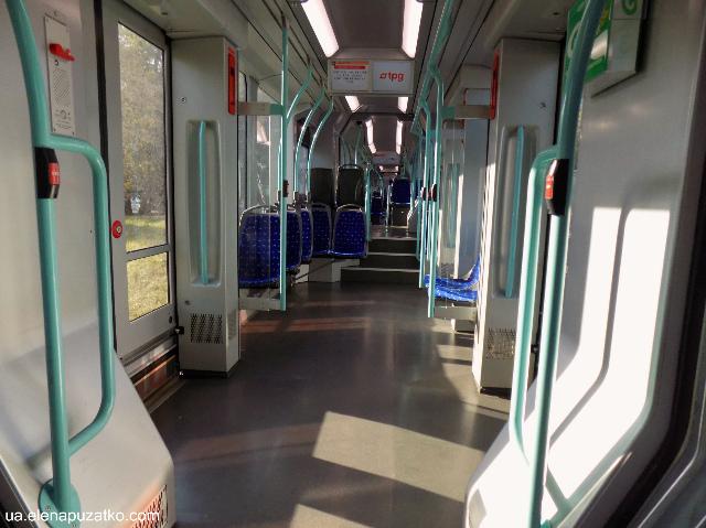 громадський транспорт женева фото 3