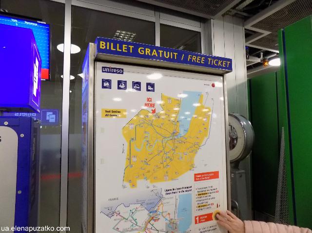 громадський транспорт женева фото 17