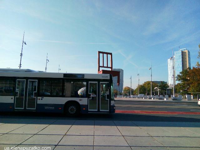 громадський транспорт женева фото 1