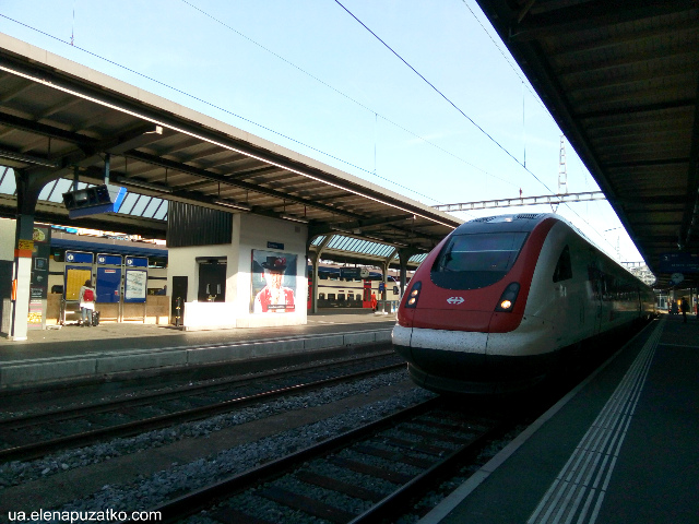 громадський транспорт женева фото 9