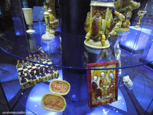 музей бурштину гданська польща фото 7