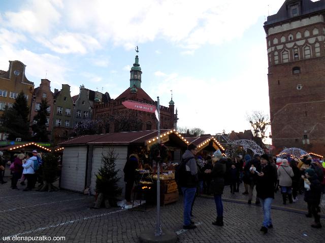 різдвяний ярмарок гданськ польща фото 1