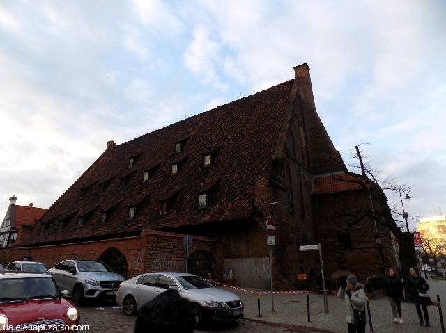 великий млин гданськ польща фото 1
