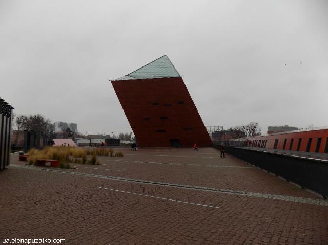 музей другої світової війни гданськ фото 1