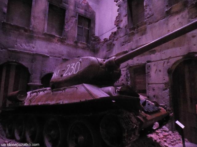 музей другої світової війни гданськ фото 9