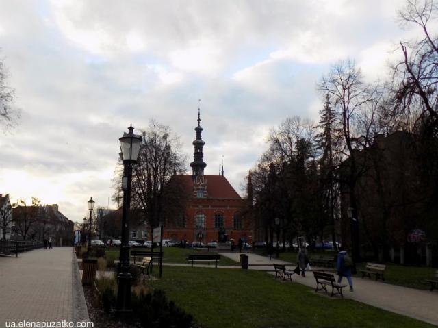 ратуша старого міста гданськ фото 1