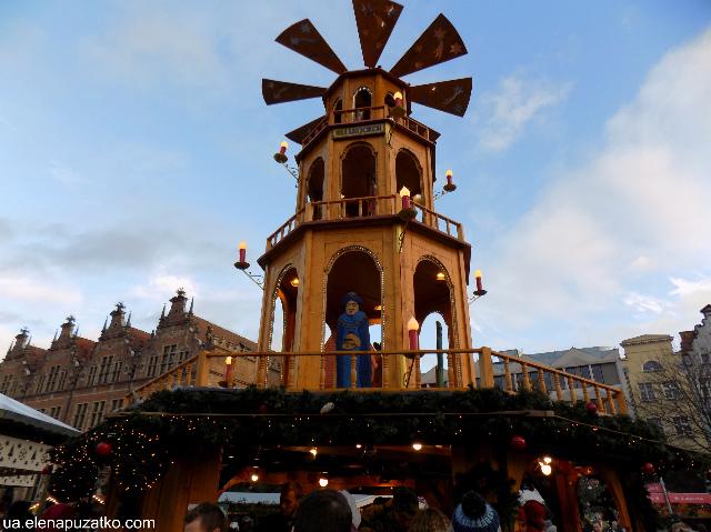 різдвяний ярмарок гданськ польща фото 3