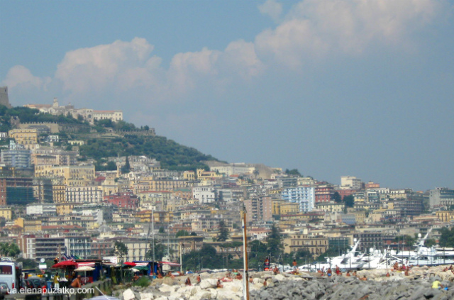 неаполь памятки італія фото 8