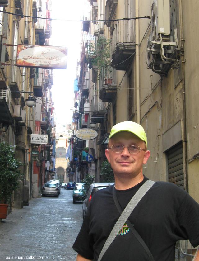 неаполь памятки італія фото 24