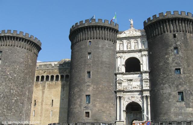 неаполь памятки італія фото 11