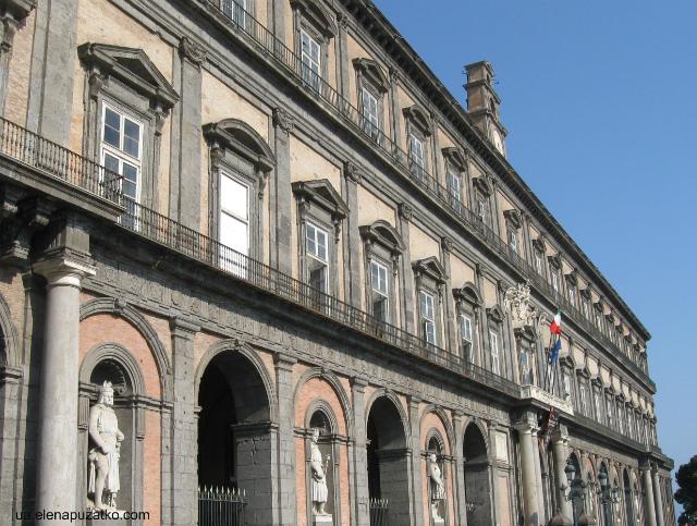 неаполь памятки італія фото 18