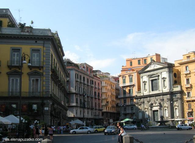 неаполь памятки італія фото 15