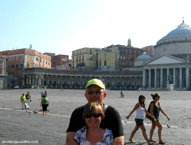 неаполь памятки італія фото 16