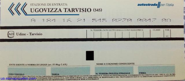 італія оплата доріг фото 5