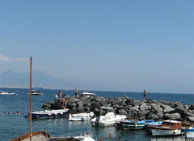 неаполь памятки італія фото 5