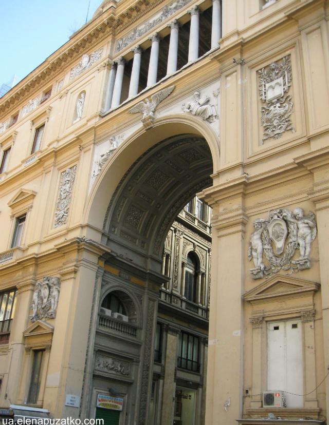 неаполь памятки італія фото 13
