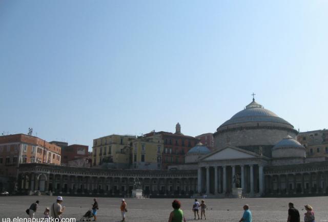 неаполь памятки італія фото 17