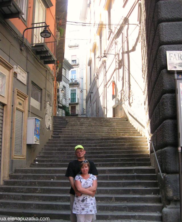 неаполь памятки італія фото 22