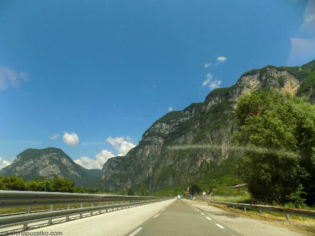 дороги італії фото 8