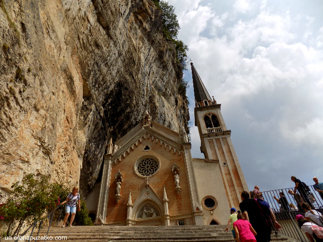 монастир мадонна делла корона фото 12