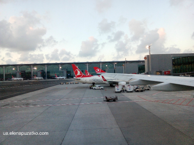 новий аеропорт стамбулу фото 50