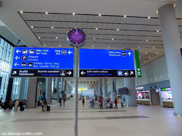 новий аеропорт стамбула фото 14