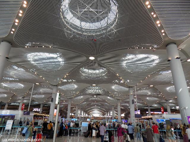 новий аеропорт стамбула фото 8
