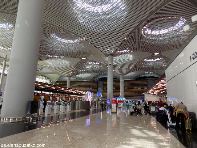 новий аеропорт стамбула фото 9