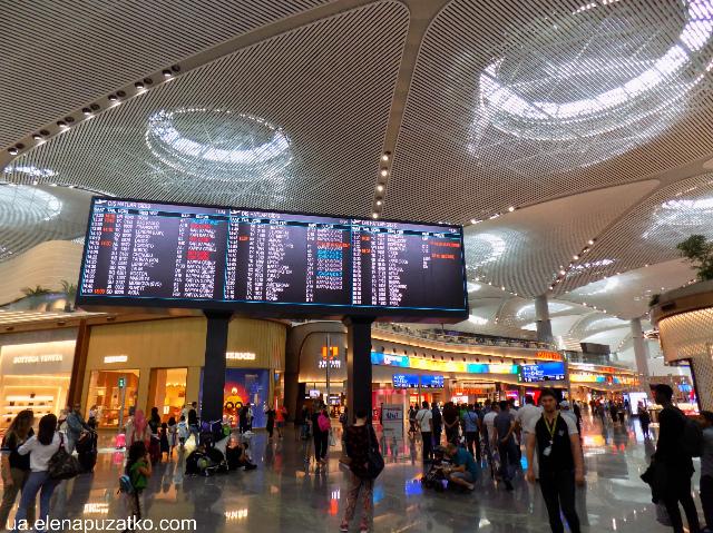 новий аеропорт стамбула фото 10