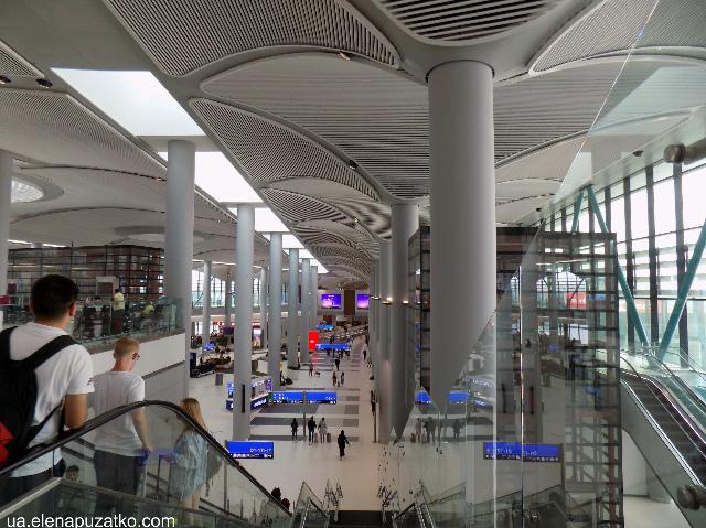 новий аеропорт стамбула фото 13