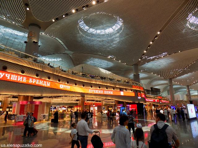 новий аеропорт стамбула фото 11