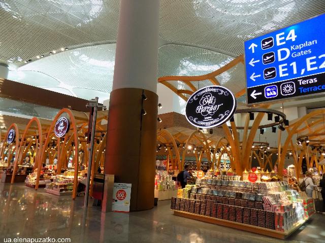 новий аеропорт стамбула фото 12