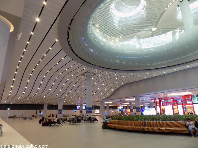 новий аеропорт стамбула фото 4