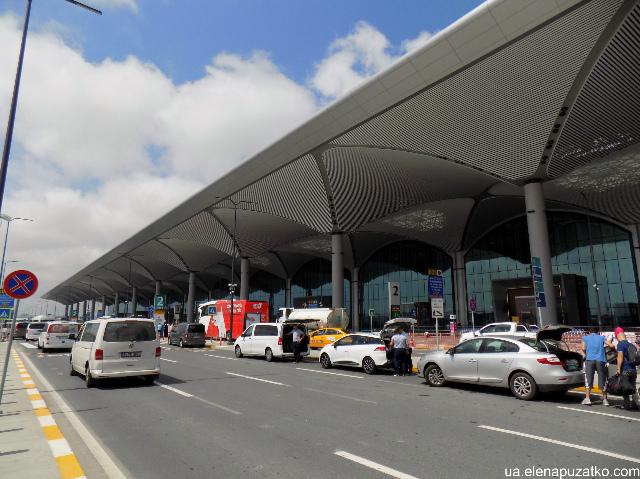 новий аеропорт стамбула фото 7