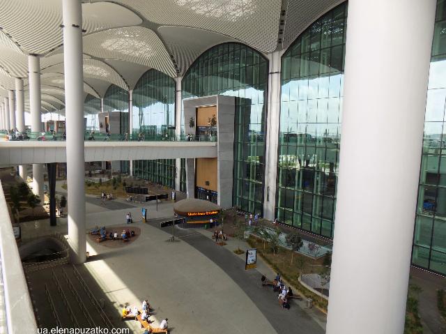 новий аеропорт стамбула фото 6