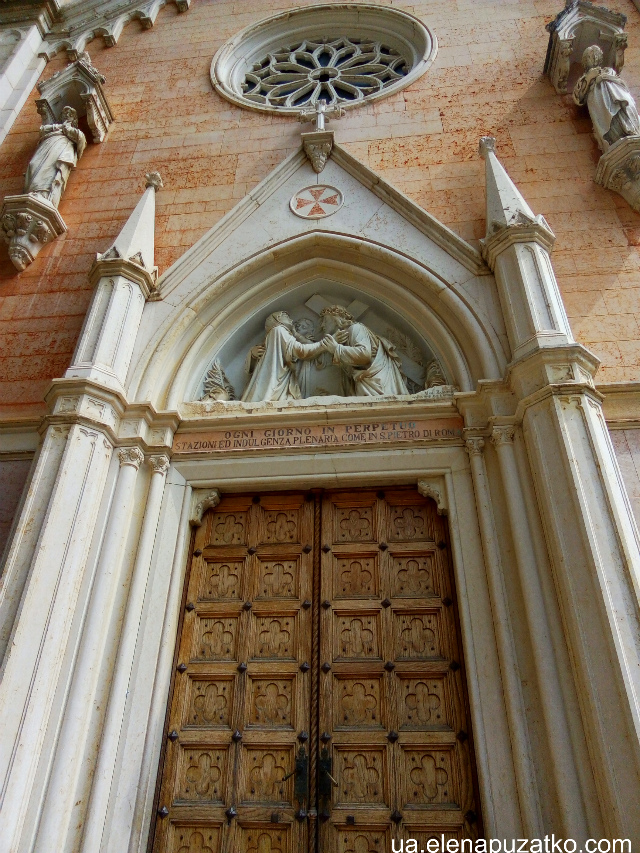 монастир мадонна делла корона фото 14