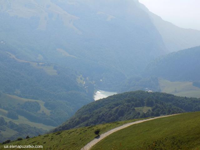 гора монте бальдо італія фото 14