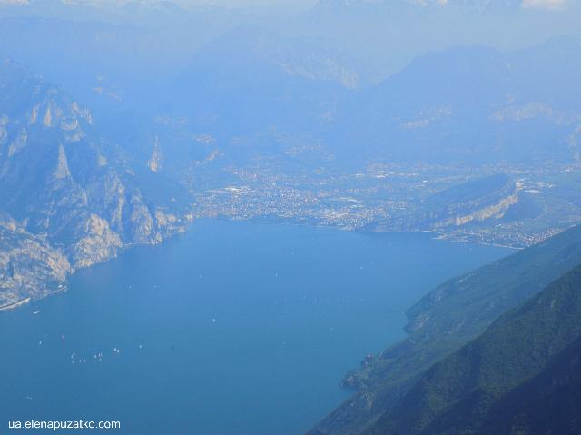 гора монте бальдо італія фото 12